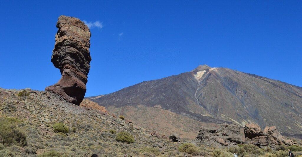 Sendero de los Roques de Garcia